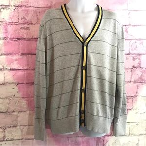 Tommy Hilfiger Sweaters - Tommy Hilfiger Preppy Cardigan Sweater XL